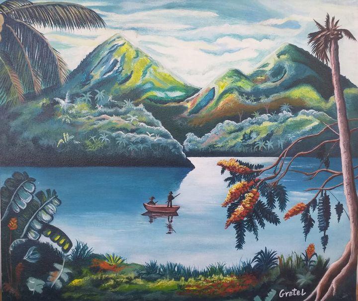 Hillside - Jamaica Pleasure