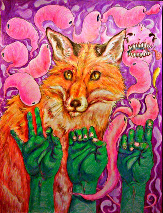 Mute the fox - Donte