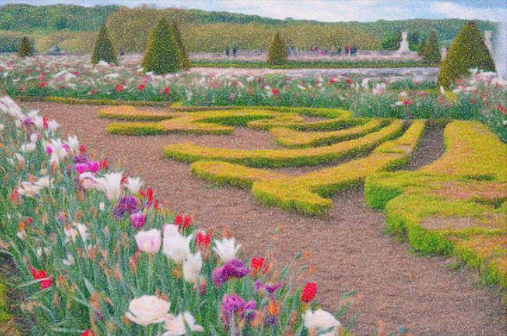 Gardens Of Versailles - R&M Studio