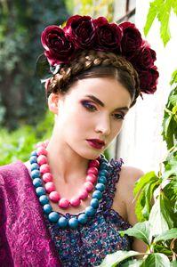 Frida Style Photo
