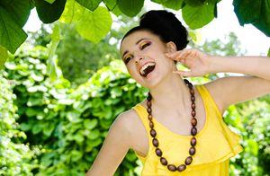 Bright Summer Girl