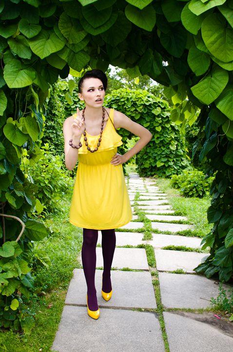 Bright Summer Girl - Esteri Photo & Art