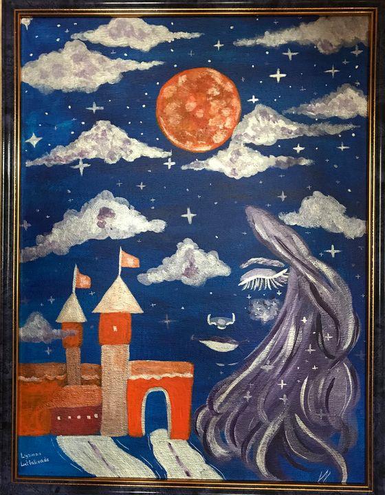 Of The Night - Lyaman Lutfalizade