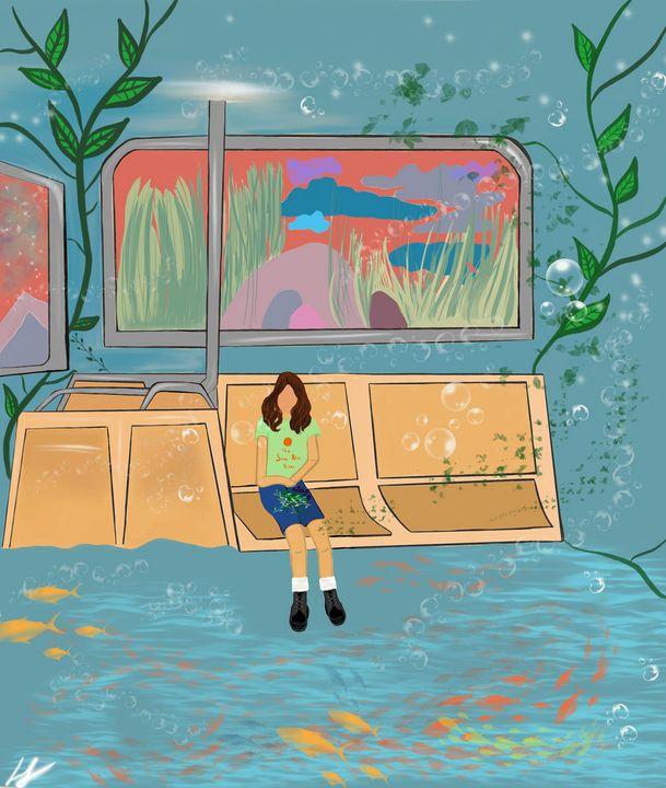 Drowning - Lyaman Lutfalizade