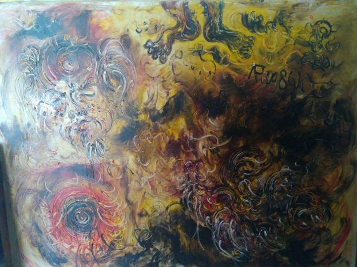 Kehidupan Seni (Artists World) - MHR Nusantara Art