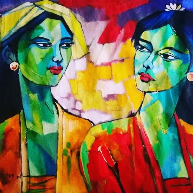 Twin - MHR Nusantara Art