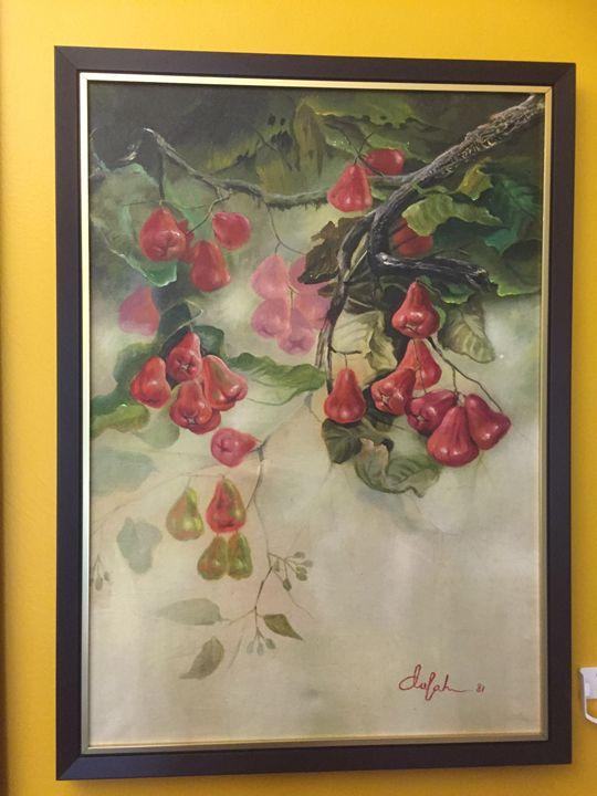 Red Jambu 1 - MHR Nusantara Art