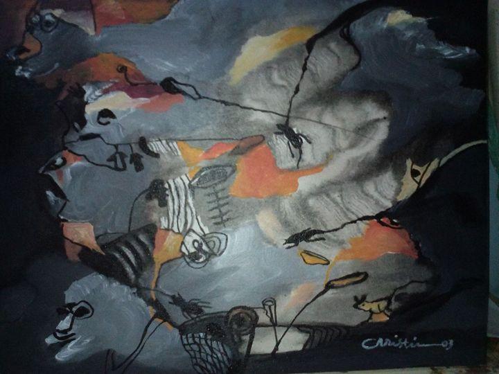 Christine Ay Tjoe - Meniti Hidup - MHR Nusantara Art