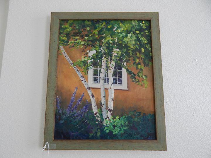 """Santa Fe Birch"" by Cliff Gillock - Backbay Emporium"