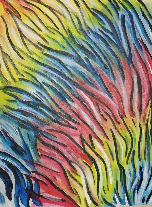colors of the wind - Kats Art