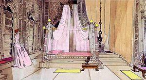 THE KING & I - Anna's Bedroom