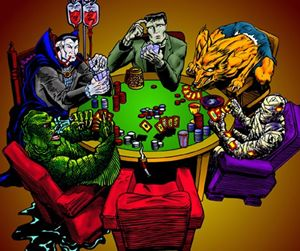 Poker Monsters
