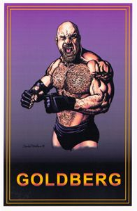 Goldberg the Wrestler
