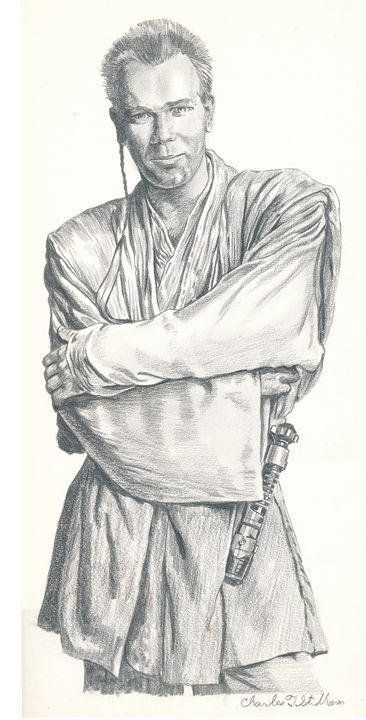 Obi-Wan Kenobi - Ewan McGregor - Karen Charles Stidham