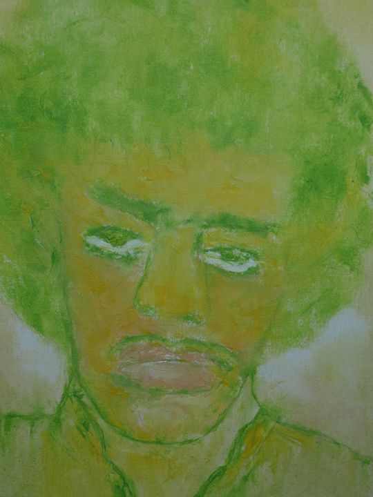 Jimi Hendrix - nostalgia - crina
