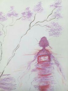 Tree and Gheisha