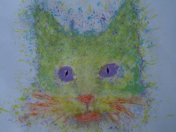 Felix - Rainbow Tomcat - crina