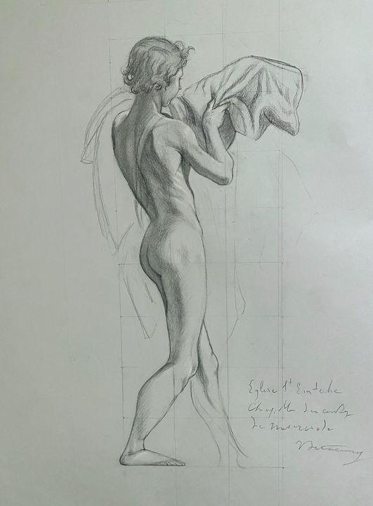 19th Century Master Copy - Aisling Guggenheim