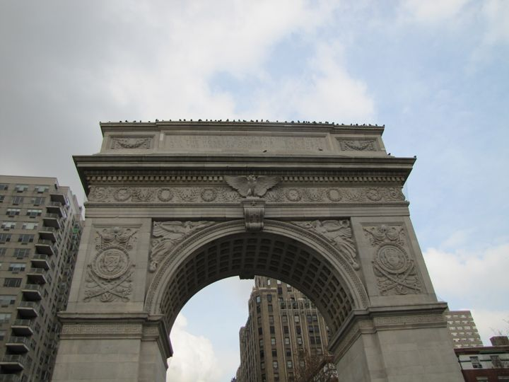 Washington Square Arch - Mystikal Imajes