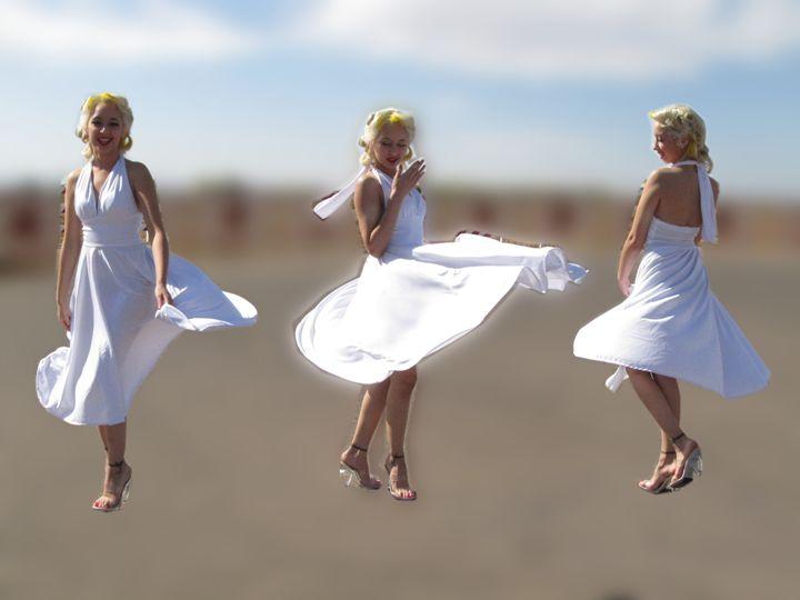 Marilyn Dancer - Mystikal Imajes