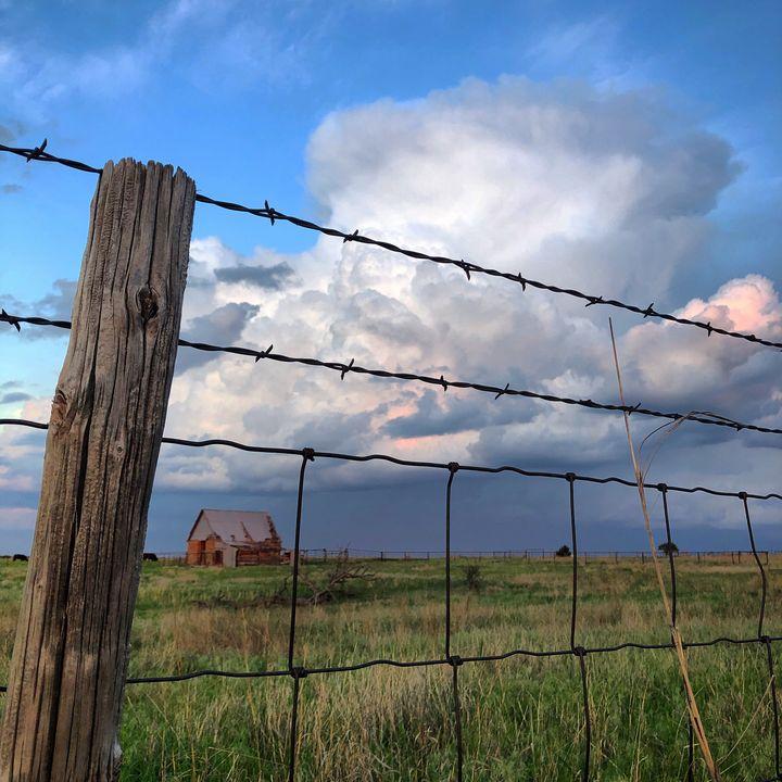 Abandoned Barn - Corey Browne