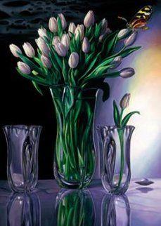 White Tulip - Brett Livingstone Strong