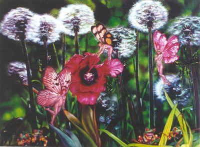 Dandelion - Brett Livingstone Strong
