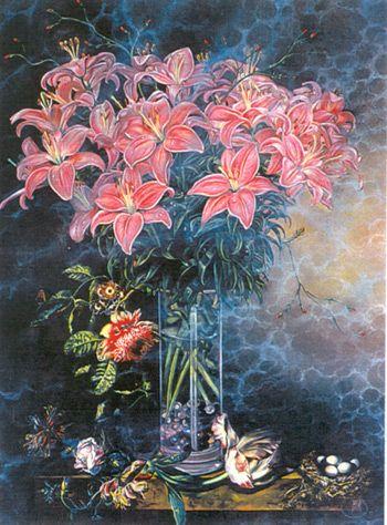 Flemish Illusion - Brett Livingstone Strong