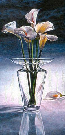 Lilies - Brett Livingstone Strong