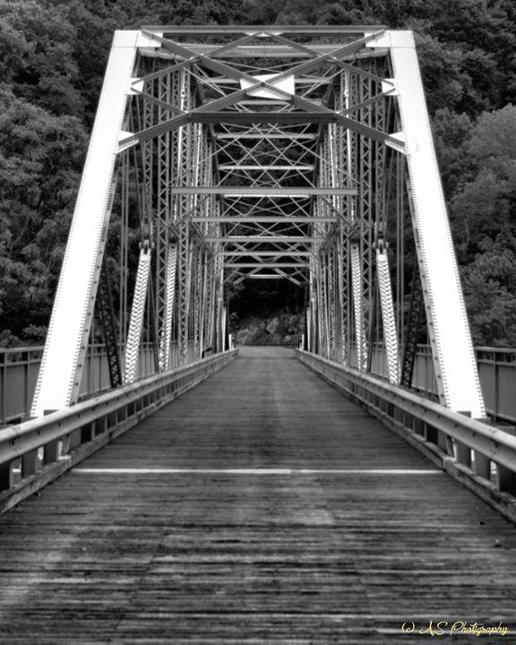 Old Steel Bridge II - Vanilla Moon Studio