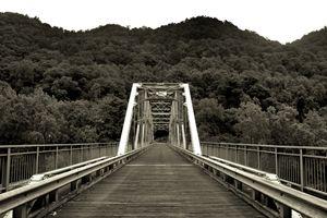 Old Steele Bridge