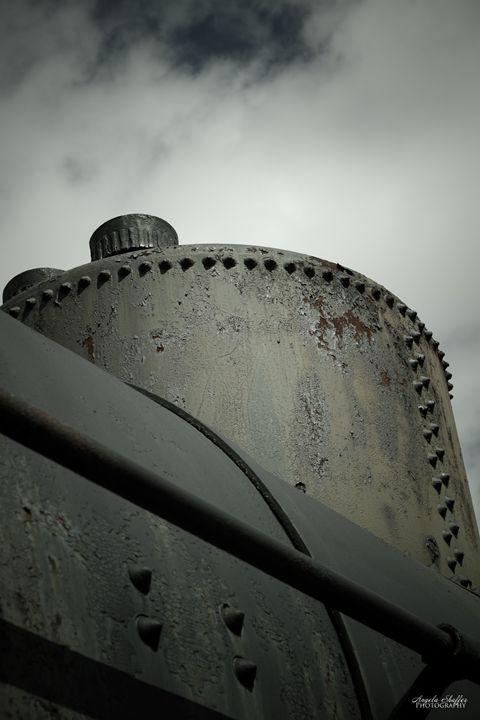Train Stack - Vanilla Moon Studio