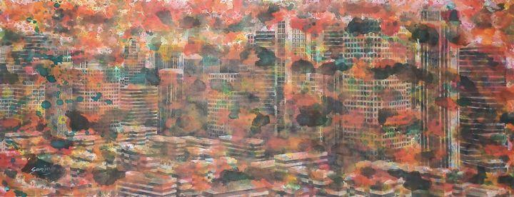 HIDDEN CITY 2 - sanjay mochi art gellery