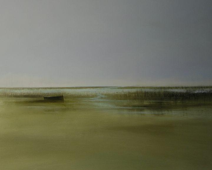 Pamet - Cape Cod Captured Art by Michael Marrinan