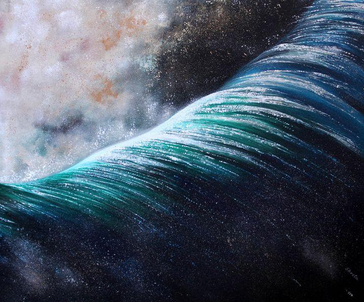 Spray - Shveta Saxena Art