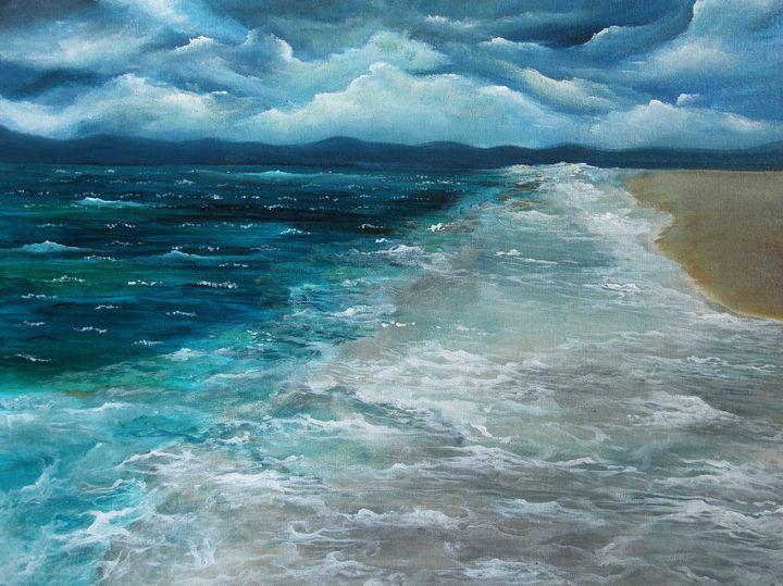 Serenity - Shveta Saxena Art