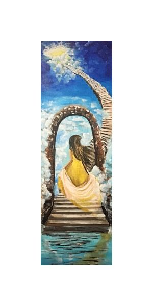 Stairway to somewhere - Alina Tanase