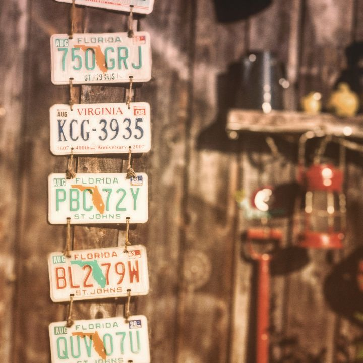 Vintage Tags - Lithium Girl Photography