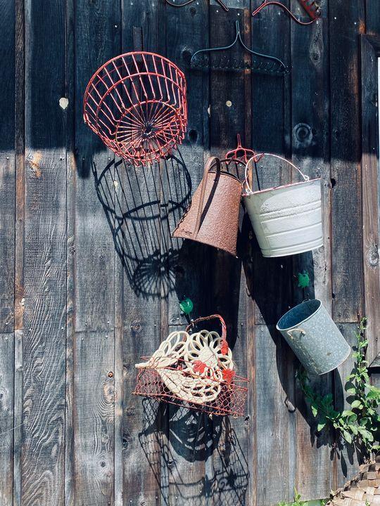 Barn Decor - Lithium Girl Photography