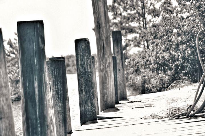 Dock Life - Lithium Girl Photography