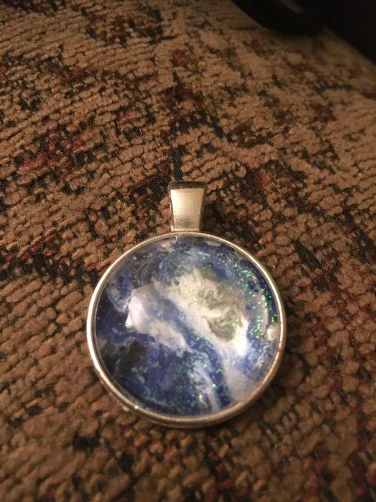 Hand made necklace - Dragon Eye Shop