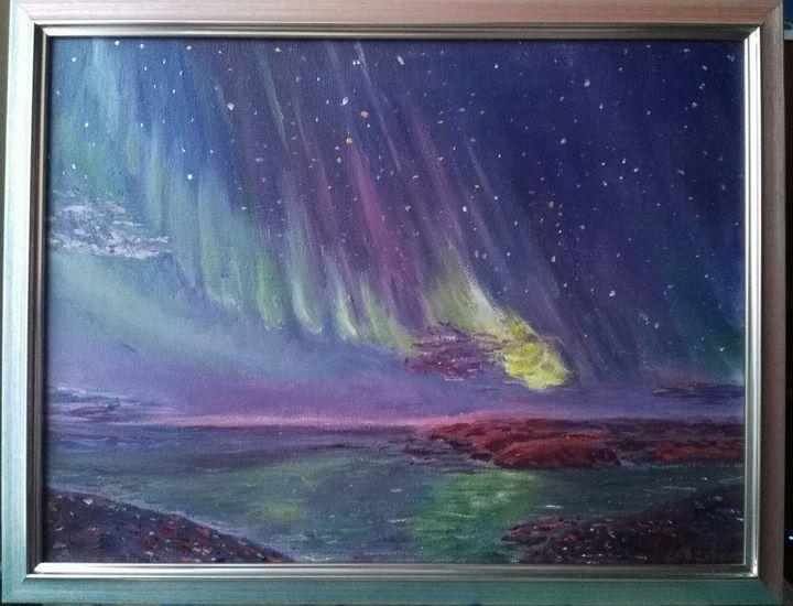 Aurora Borealis - Magic around us