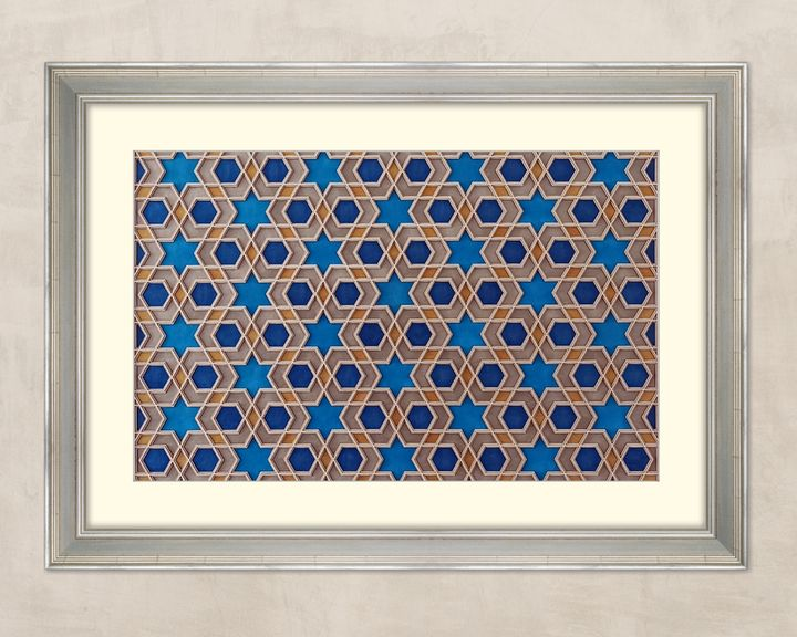 Stargazer - Islamic Geometric Art