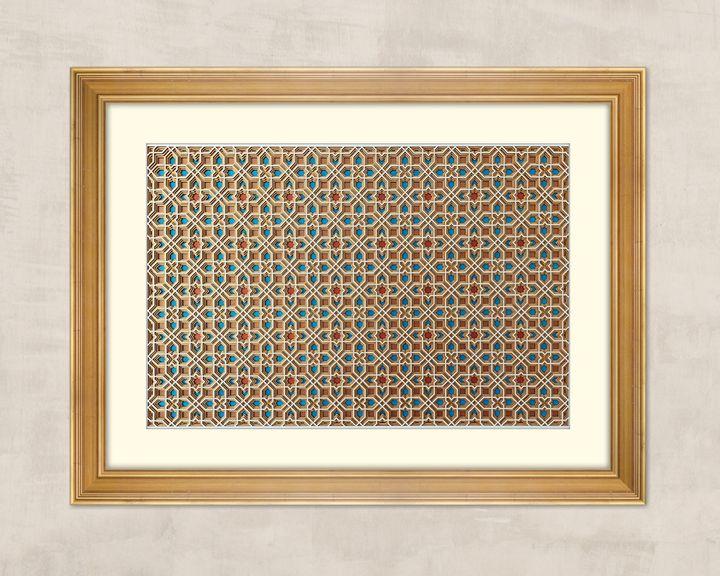 Granada - Islamic Geometric Art