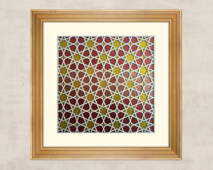 Alona - Islamic Geometric Art
