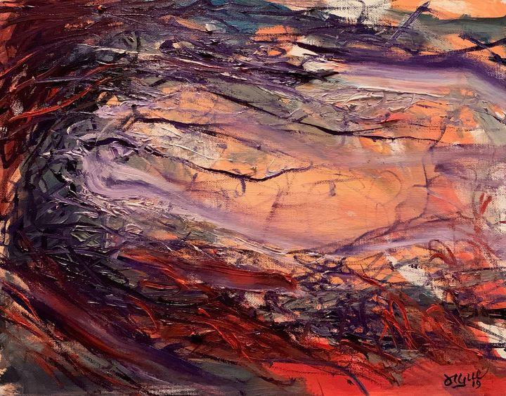 Emanating - Daniel Digue