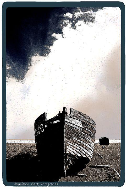 Abandoned Boat - Lighthouse Publishing