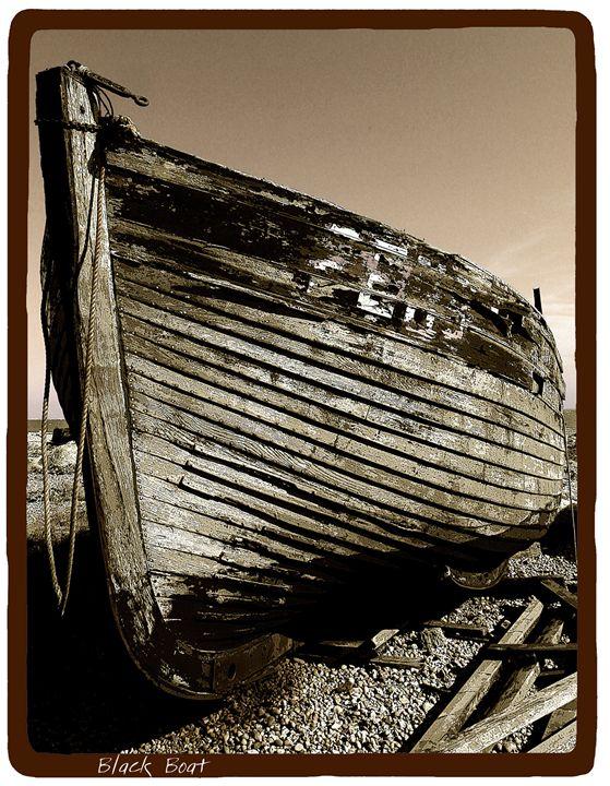Black Boat - Lighthouse Publishing