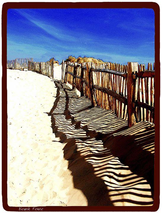 Beach Fence - Lighthouse Publishing