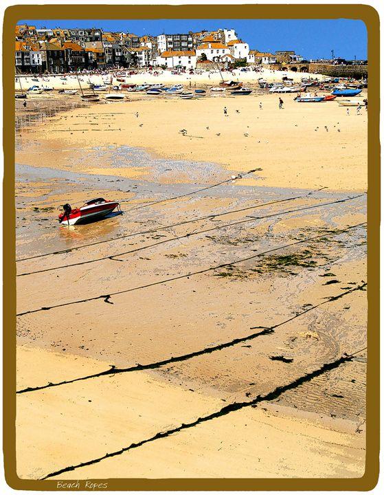 Beach Ropes - Lighthouse Publishing